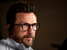 Di Francesco's side are four Serie A games without a win. AFP
