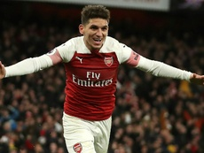 AC Milan are interested in Arsenal's Lucas Torreira. AFP