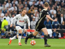 Pochettino didn't rule out selling Eriksen. AFP