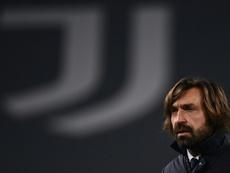 Pirlo elogia Antonio Conte. AFP