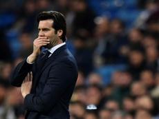 Madrid a sorti le verrou. AFP