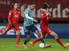 El West Ham no recibió al completo el traspaso de Haller. AFP