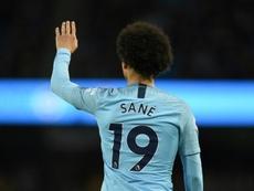 Le transfert de Sané au Bayern serait bouclé ! AFP