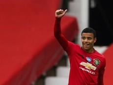 El United machaca al Bournemouth. AFP