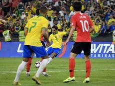 El Tottenham solo quiere a Coutinho cedido. AFP