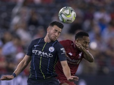 Derby manager Frank Lampard knows Jack Harrison from their time at New York City. AFP