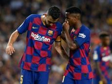 En el Barça explican cómo funcionará a partir de ahora el club en cuanto a las ventas. AFP