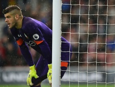 Forster could be set for a spell out on loan. AFP