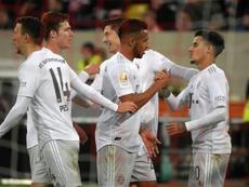El Bayern se tomará tiempo para decidir si compra a Coutinho. AFP