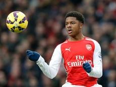 Akpom se marcha al no tener la confianza de Emery. AFP