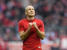 El Bayern ha 'pinchado' otra vez en la Bundesliga. AFP