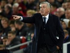 OFFICIEL : Naples se sépare d'Ancelotti. AFP