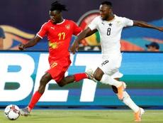 El fútbol africano también se ha visto afectado por el coronavirus. AFP