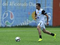 Nuevo y exótico destino para Marco Pappa esta temporada. AFP