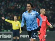 Matri seguirá vinculado al Sassuolo hasta 2019. AFP