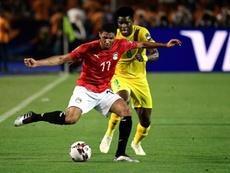 El Gran Derbi de El Cairo se verá en la final de la Champions africana. AFP