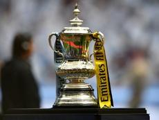 Les demi-finales de la FA Cup 2020. AFP