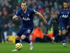 Kane devrait être de retour avant l'heure. AFP