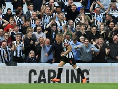 El Nottingham Forest piensa en Gayle. AFP