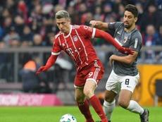 El futbolista se siente alemán. AFP