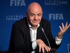 Infantino has confirmed that FIFA are exploring the possibility of expanding the 2022 World Cup to 48 teams