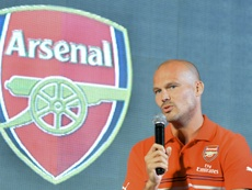 Ljungberg regresa a la entidad 'gunner'. AFP