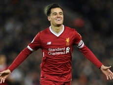 Coutinho could be back in England soon. AFP