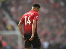 Lingard is important for the squad. AFP