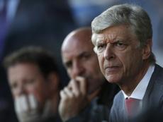 Wenger habló sobre la sanción al City. AFP