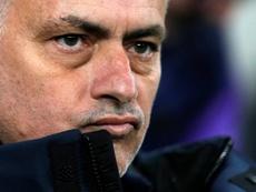 José Mourinho está em um dos piores momentos de sua carreira. AFP
