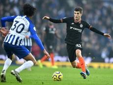 Chelsea pourrait récupérer 100 M€ en vendant ses indésirables. AFP