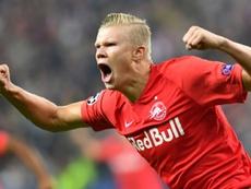 Cuando el Olympique de Marsella rechazó al goleador de moda. AFP