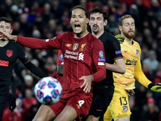 Virgil van Dijk chose his five favourite non-Liverpool players in PL. AFP