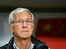 Se retira Lippi, el mítico entrenador que inauguró la vía Europa-China. AFP