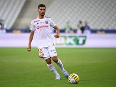 Accord entre Aouar et Arsenal. afp