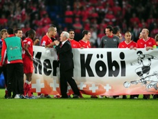 Fallece Kobi Kuhn, ex seleccionador suizo e histórico del Zurich. AFP