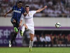 Bale, de Madrid a Milán pasando por China. AFP