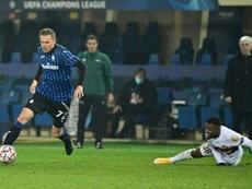 L'Atalanta trionfa contro il Benevento. AFP