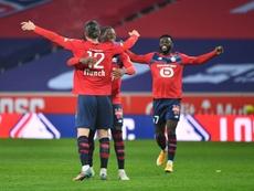Yazici podría salir del Lille pronto. AFP