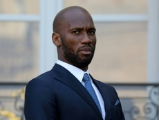 Drogba en assistant ? AFP