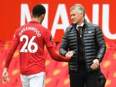 Les 5 absents de Manchester United contre le PSG. AFP
