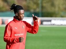 Camavinga could move to United. AFP