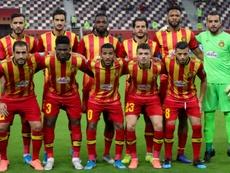 Problemas con el fútbol tunecino. AFP