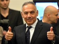 Pallotta bought Roma in 2011. AFP