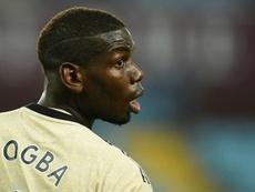Pogba croit en la qualification en Ligue des champions. AFP