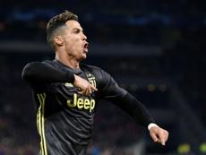 Cristiano veut une Juve surpuissante. AFP