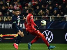 Toutes les réactions de Dijon-PSG. GOAL