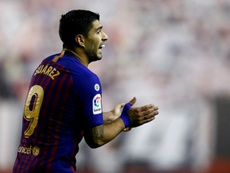 Valverde espera que reciban el alta médica este viernes. AFP