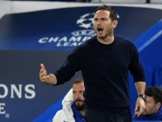 Frank Lampard reportedly upset several Chelsea players. AFP