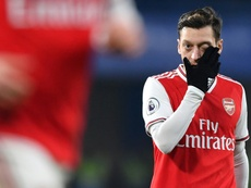 Accord trouvé entre Özil et Arsenal. AFP